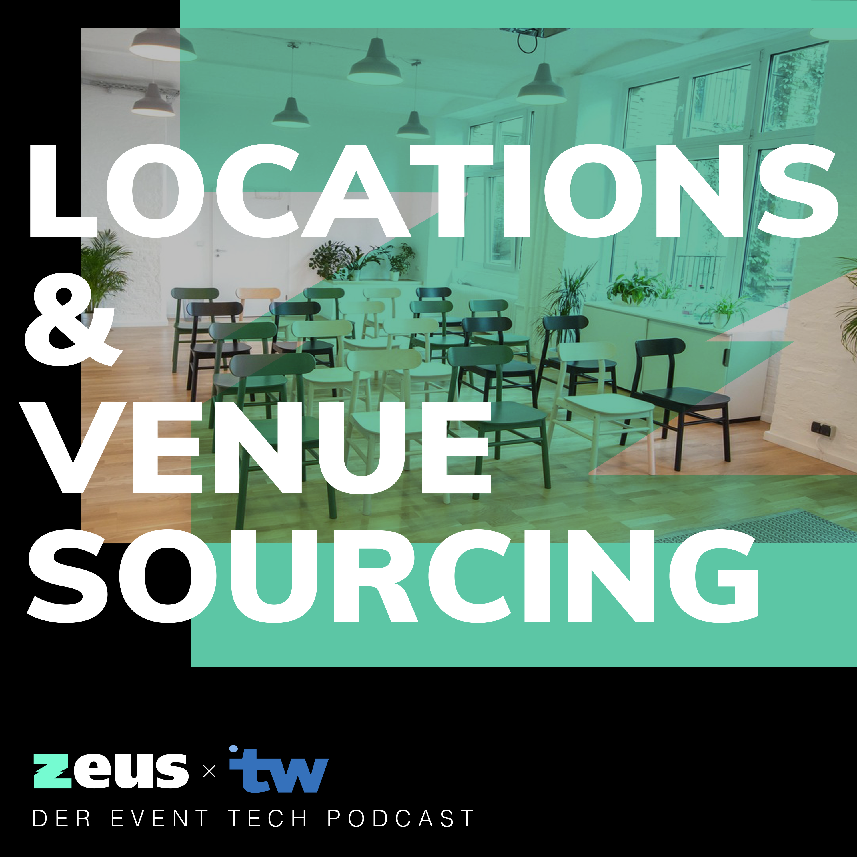 Locations & Venue Sourcing – Sharing Economy