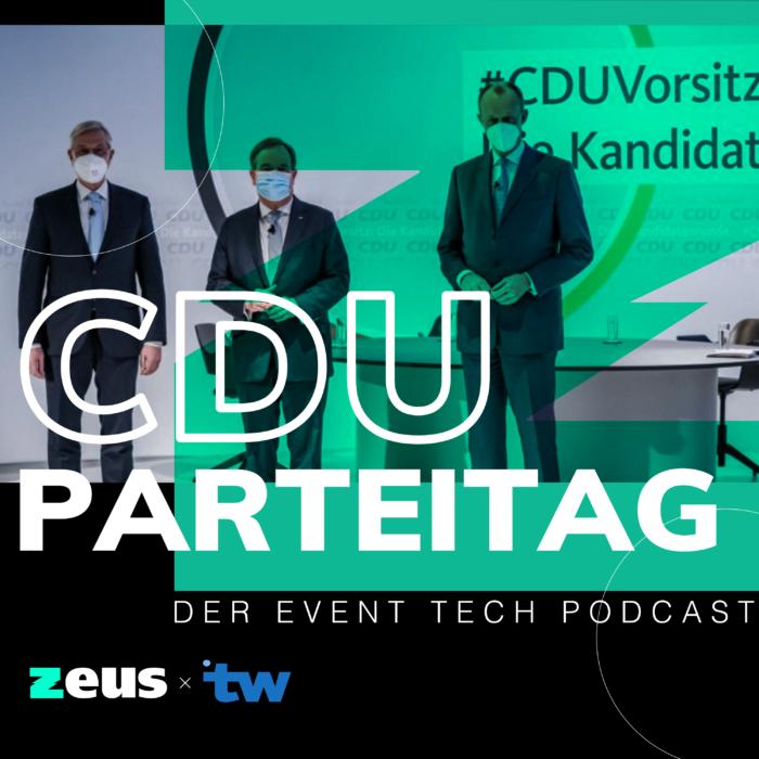 Der CDU Parteitag – Digital Edition